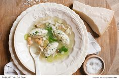 Try this delicious and comforting chicken broth and dumplings as the autumn cold starts to set in. Recipe and production by Ilse van der Merwe | Photos and styling by Tasha Seccombe