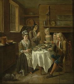 Joseph van Aken-Saying Grace