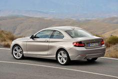 BMW Serie 2 lateral #BMW #BMWserie2
