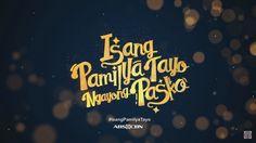 ABS-CBN Christmas Station ID 2016 - Isang Pamilya Tayo Ngayong Pasko Lyrics   Original Pinoy Lyrics