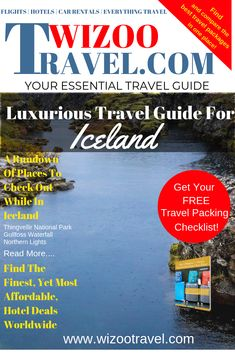 Luxurious Travel Guide for Iceland Cheap Travel Packages, Travel Europe Cheap, Budget Travel, Travel Ideas, Travel Guide, Holiday Packing Lists, Family Holiday Destinations, Travel Destinations, City Break Holidays