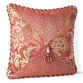 "Waterford Hamilton Decorative Pillow, 18"" x 18"" Bloomingdales"