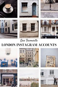 London is a treat to look at, isn't it? These Instagrammers know how and where to capture all the sweetest spots! If you're looking for someone inspiration for your next trip to London, take a look at our top 10 favourite London inspired Instagram accounts! I'm sure you'll find some exciting new accounts to follow...