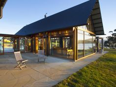 Beaupre House at Lymington won a Master Builders Award for Excellence. Picture: JUDI CLARK