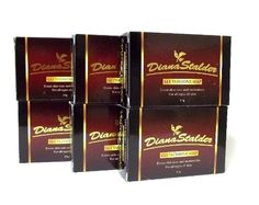 LOT of 6 Diana Stalder Glutathione Skin Whitening Soap *** Check this awesome product by going to the link at the image.