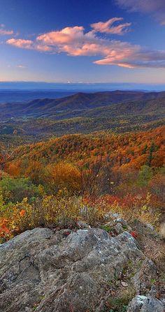 Shenandoah National Park, Virginia – You Should Get Married in a National Park