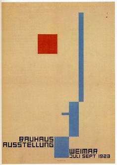 Fristz.Schleifer 1923 estilo Bauhaus (influenciado pelo neoplasticismo)