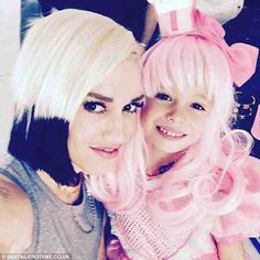 Child labour: Gwen Stefani and her niece Stella posted cute selfies together on Sunday as ...