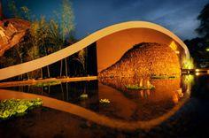 Jardín del Asia restaurant by Juan Carlos Menacho, Santa Cruz de la Sierra   Bolivia hotels and restaurants