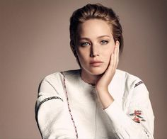 More & More outtakes from Jennifer Lawrence's Dior photoshoot (via @j_lawperfection)