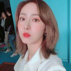Gfriend Album, Sinb Gfriend, South Korean Girls, Korean Girl Groups, Cloud Dancer, G Friend, Twitter Update, Korean Singer, How To Stay Healthy