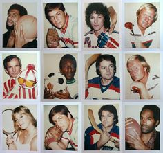 Polaroids by Andy Warhol Moholy Nagy, Visual Diary, Man Ray, Andy Warhol, Polaroids, Punk Rock, Comic Art, Folk, The Incredibles