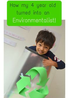 The Practical Mom: How my 4 year old turned into an Environmentalist! (Practical Mondays #9)