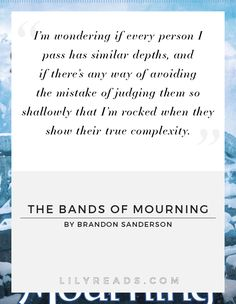 The Bands of Mourning by Brandon Sanderson | Rated 5 stars on lilyreads.com