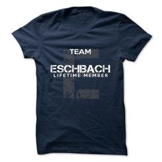 awesome ESCHBACH - It's an ESCHBACH Thing, You Wouldn't Understand Tshirt Hoodie Check more at http://ebuytshirts.com/eschbach-its-an-eschbach-thing-you-wouldnt-understand-tshirt-hoodie.html