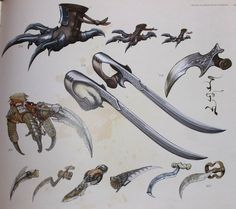 the legend of the guardians battle claws - Pesquisa Google