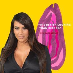 6 Celebrities Talk About Vaginas