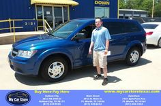 Congratulations Cid on your #Dodge #Journey from Lee Martinez at My Car Store Buy Here Pay Here!  http://deliverymaxx.com/DealerReviews.aspx?DealerCode=YOGM  #MyCarStoreBuyHerePayHere
