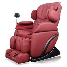 ideal massage Full Featured Shiatsu Chair with Built in Heat Zero Gravity Positioning Deep Tissue Massage (RED), TOP RATED by independent website Massage For Men, Good Massage, Facial Massage, Massage Table, Massage Chair, Foot Massage Diagram, Shoulder Massage, Massage Benefits, Deep Tissue