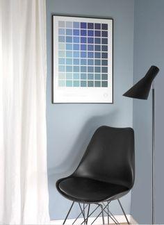 Color Palette Blue Kreativium