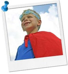 Superhero Party Ideas | Superhero Party Game Ideas | Superman Tag at Birthday in a Box