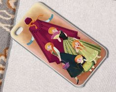 Anna Adventure Cover - iPhone 4 4S iPhone 5 5S 5C and Samsung Galaxy S3 S4 Case on Etsy, $9.99