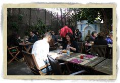 Restaurante Terra - Vegan, Buffet  Onde: Rua da Palmeira, 15 | Príncipe Real | Lisboa  Reservas: 707 108 108 ~ 213 421 40  <€25