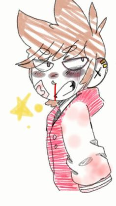 #eddsworld #tord #eddsworldtord one more middle school AU Tord comin right up after this... I'm sorry, he's just fun to draw-
