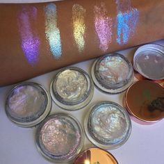"16.2 mil curtidas, 578 comentários - By: JESSICA WONG (@glitterinjections) no Instagram: ""BlindinGlow Highlighters NOW AVAILABLE NOW GET 35% OFF ON ALL PRESSED GLITTERS, LOOSE…"""