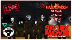 "GTA 5 Online ""GTA V Scary Movie"" GTAV Online Gameplay Halloween Special ..."