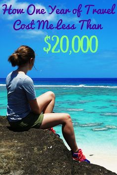 A detailed breakdown on how I managed to spend just $19,528 on a year of full-time travel.
