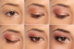 Fotos de moda | Maquillaje para tener ojos más grandes | http://soymoda.net