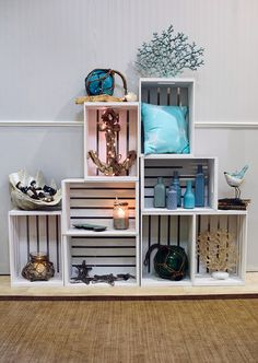 I found an actual website that sells the wooden crates I want to use for our dessert table... Wood Crate 18 x 12.5