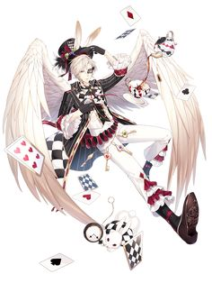 Croissant | Food Fantasy Wiki | Fandom Food Fantasy, Anime Fantasy, Heavenly Wings, Time Icon, Anime Drawings Sketches, Magic Art, Game Character, Anime Guys, Anime Art