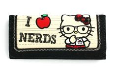 Hello Kitty Nerd | Hello Kitty - I Heart Nerds Clutch