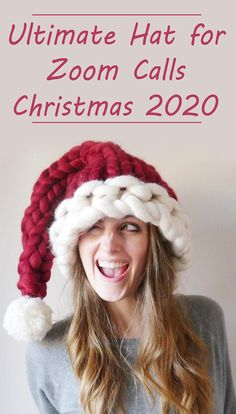 The Best Christmas Hats for Zoom Calls. Where to get the best Christmas Knits 2020. Outfits for Zoom Calls Christmas 2020. Zoom outfit ideas 2020. Christmas Jumper Day Ideas. Christmas Gifts for Fashionista. Christmas Outfits for Bloggers 2020. Christmas Jumpers for Fashion Addicts 2020. If the thought of wearing a Christmas Jumper puts the chills up you, then take a peek at the options we found – Christmas jumpers can actually be stylish #christmas #christmasjumpers #christmassweaters #zoom Best Christmas Sweaters, Christmas Jumper Day, Christmas Knitting, Christmas Hats, Christmas Outfits, Zoom Call, Winter Trends, Winter Colors