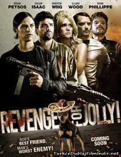 Imha Timi - Revenge For Jolly - 2012 - WEBRip Film Afis Movie Poster