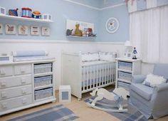 quarto bebê menino
