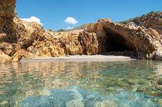 Η απόλυτη ηρεμία στις... κρυφές παραλίες της Λήμνου!  Φωτό: Περιοχή Μεγάλο Φαναράκι | Thanasis Panos