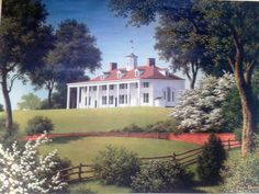 Vintage Art Print Paul Detlefsen's Home of by queenofsienna, $38.00