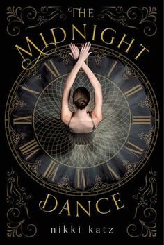 Cover Reveal: The Midnight Dance by Nikki Katz - On sale October 17, 2017! #CoverReveal