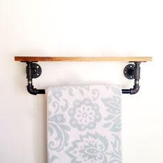 towel bar.