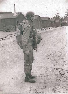 101st airborne easy company | oscar saxvic 101st airborne 506th pir g company wwii