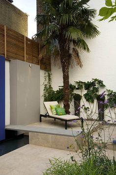 Modernist garden | Charlotte Rowe Blog