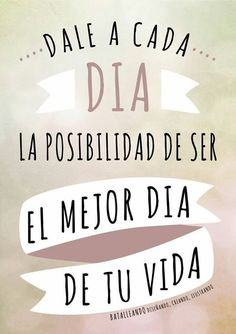 Inspirational Quotes: #palabras #frases #vida #amor