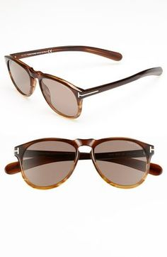 Tom Ford Flynn Sunglasses. I want these for my birthday!!!!