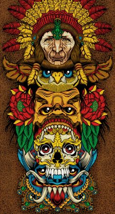 Totem by Pale Horse Design / Chris Parks
