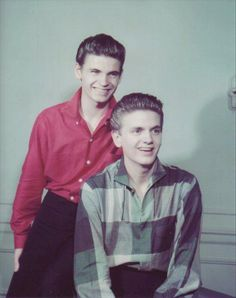 ♪♪Phil and Don Everly♪♫