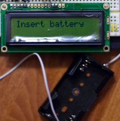 Arduino battery capacity tester « Memory Leak