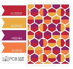 color & pattern crush - 6.8.2013
